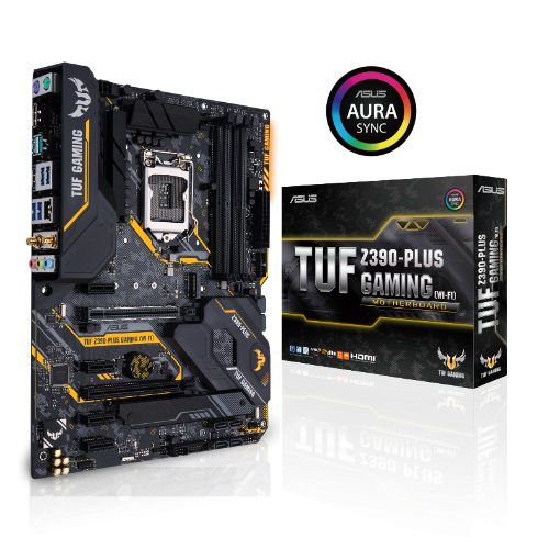ASUS TUF Z390 Plus Gaming (Wi-Fi)