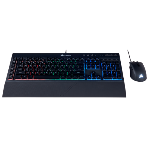 Corsair K55 + Harpoon RGB Combo