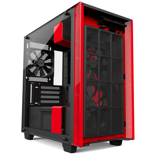 NZXT 400i Red, Blue o Black